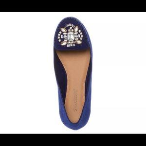 💎💎 Bling Cobalt Blue Flats 💎💎